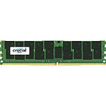Crucial DDR4 64 Go 2400 MHz CL17 ECC QR X4 LR