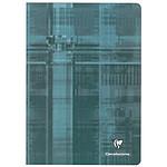 Clairefontaine Cahier Metric 96 pages 21 x 29.7 cm grands carreaux Seyès coloris aléatoires