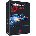 Bitdefender Antivirus Plus 2015 - Licence 1 an 10 postes