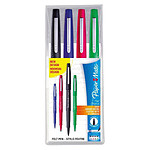 PAPER MATE Nylon Flair Assortis