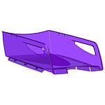 CEP Happy Maxi Corbeille à courrier Ultra Violet