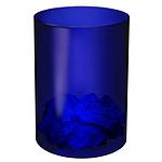 CEP Carat Corbeille à papier Saphir 16 litres