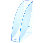 CEP Ice Blue Porte-revues transparent/bleu
