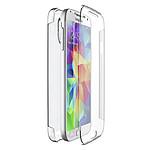 X-Doria Coque de protection defense 360° transparent Galaxy S5