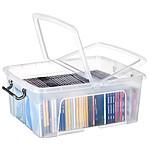 CEP Strata Caja de plástico de 24 litros