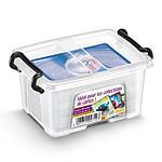 CEP Strata Boite de rangement Plastique 0.4 litres
