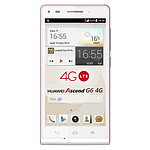 Huawei Ascend G6 Rose
