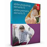 Adobe Mise à jour Photoshop Elements 13 & Adobe Premiere Elements 13