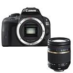 Canon EOS 100D + Tamron AF 18-270mm F/3,5 -6,3 Di II VC PZD