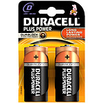 Duracell Plus Power D (par 2)