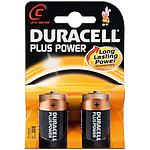 Duracell Plus Power C (par 2)