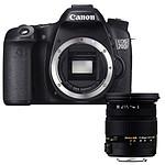 Canon EOS 70D + SIGMA 17-50mm F2,8 EX DC OS HSM