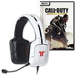 Tritton Pro+ 5.1 Gloss White (PC/Mac) + Call Of Duty Advanced Warfare (PC)