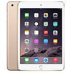 Apple iPad mini 3 avec écran Retina Wi-Fi 16 Go Or - Reconditionné