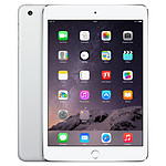 Apple iPad mini 3 avec écran Retina Wi-Fi 16 Go Argent