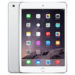 Apple iPad mini 3 avec écran Retina Wi-Fi 64 Go Argent