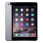 Apple iPad mini 3 avec écran Retina Wi-Fi + Cellular 128 Go Gris sidéral