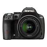 Pentax K-50 + Objectif 18-55mm f/3,5-5,6 WR
