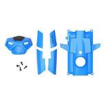 Parrot Jeu de 5 coques pour MiniDrone Rolling Spider Bleu