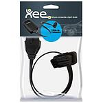 Xee Câble bleu pour boîtier Xee