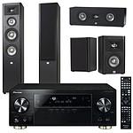 Pioneer VSX-924-K Noir + JBL Studio 280 + JBL Studio 225C + JBL Studio 220