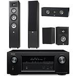 Denon AVR-X2100W Noir + JBL Studio 280 + JBL Studio 220 + JBL Studio 225C