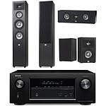 Denon AVR-X3100W Noir + JBL Studio 280 + JBL Studio 220 + JBL Studio 225C
