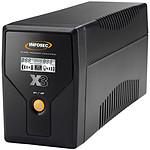 Infosec X3 EX LCD USB 650