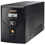Infosec X3 EX LCD USB 1600
