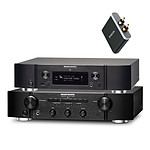 Marantz PM6005 + Marantz NA8005 + Focal Universal Wireless Receiver