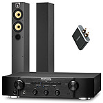 Marantz PM6005 + B&W 684 S2 + Focal Universal Wireless Receiver