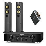 Marantz PM6005 Noir + B&W 684 S2 Black Ash + Focal Universal Wireless Receiver