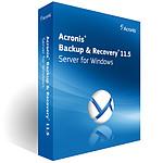 Acronis Backup pour Windows Server