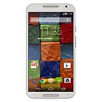 Motorola Moto X 2ème Génération 16 Go Bambou Blanc