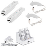 Under Control Wii/Wii U Starter Kit (coloris blanc)