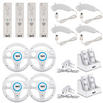 Under Control Wii/Wii U Family Kit (coloris blanc)