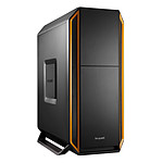 be quiet! Silent Base 800 (Negro/Naranja)