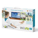 Wii Fit U + Fit Meter + Balance Board (Wii U)