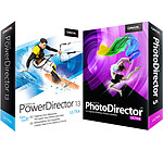 Pack Cyberlink Powerdirector 13 Ultra et PhotoDirector Ultra 5