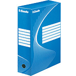 Esselte Vivida boîte à archives dos 10 cm Bleu