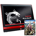 MSI AG240 2PE-002EU GAMING + Far Cry 4