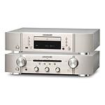 Marantz PM6005 Silver Gold + Marantz CD6005 Silver Gold