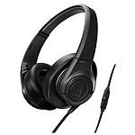Audio-Technica ATH-AX3IS Noir