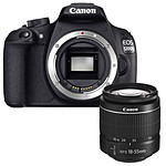 Canon EOS 1200D + Objectif EF-S 18-55 mm III DC