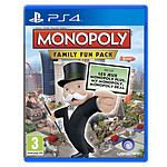 Monopoly : Family Fun Pack (PS4)