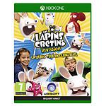 Lapins Crétins Invasion : la série télé interactive (Xbox One)