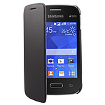 Swiss Charger Etui Folio Noir Samsung Galaxy Pocket 2