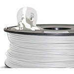 Filament ABS 1Kg pour imprimante 3D - Blanc