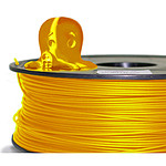 Filament ABS 1Kg pour imprimante 3D - Orange Fluo
