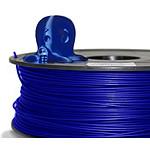 Filament PLA 1Kg pour imprimante 3D - Bleu